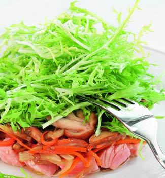 Салат из белых грибов замороженных